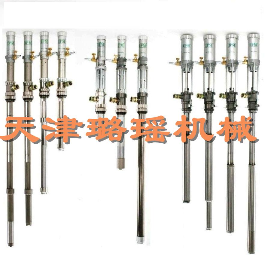 美国IPM气动柱塞泵