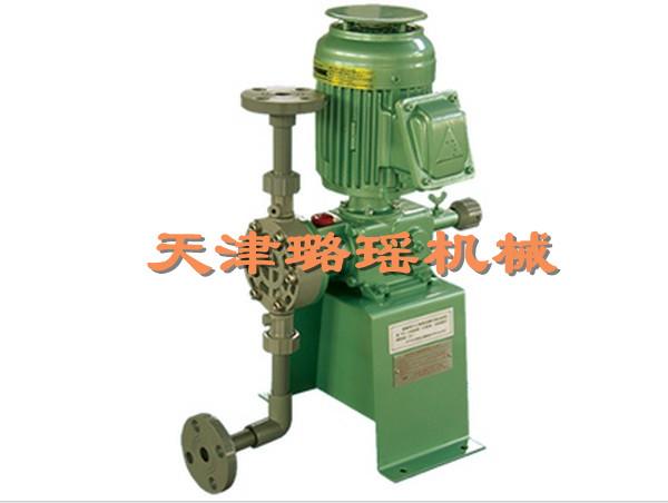 日本日机装AH系列计量泵